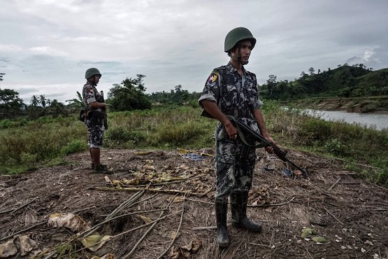 Hard-line Buddhists want militias in Myanmar's Rakhine State