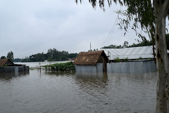 More areas devastated in Bangladesh floods