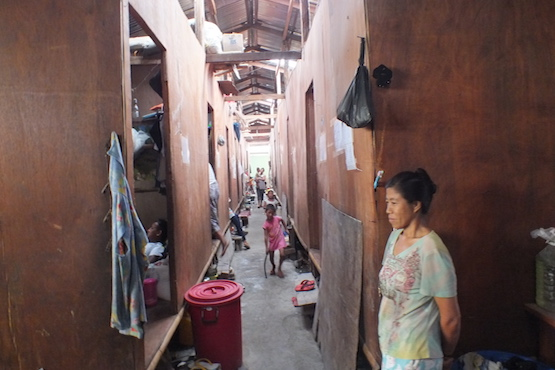 The displaced in northern Shan State wait in the hope of peace