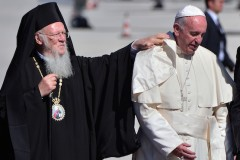 Pope, Orthodox patriarch issue plea to care for environment
