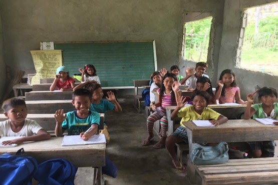 Thousands of Philippine schools set to see the light