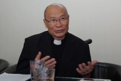 Hong Kong's new bishop admits to a realistic approach to China