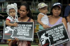 Philippine police under fire for witholding crime reports