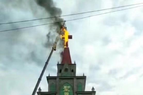 Resulta ng larawan para sa burn churches china