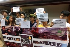 Influential youth group calls on Duterte to resign