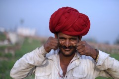 Indians protest attacks on Dalits for sporting mustaches