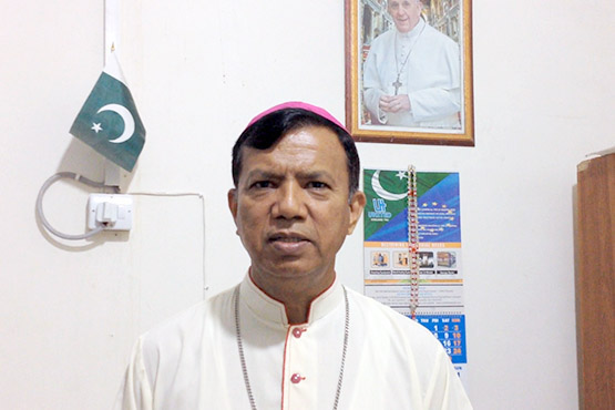Qualified priests, parishes top priorities for Lahore Archbishop