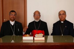 Eastern rite rejoices in right to administer across India