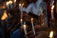 Suu Kyi's call for peace sounds hollow