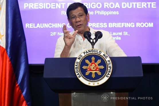 Few Filipinos impressed as Duterte changes tact in drug war