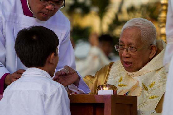 Cardinal Vidal passes away at 86