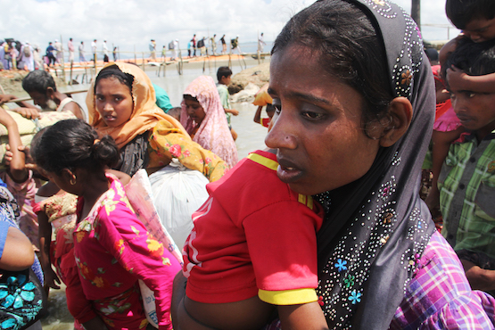 Insecurity, food crisis drive ongoing Rohingya exodus to Bangladesh