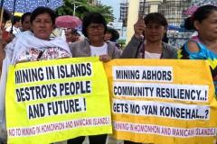 Mining ban U-turn sparks fear of more activist killings