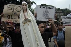 Filipinos back bishops' call for national healing amid drug war