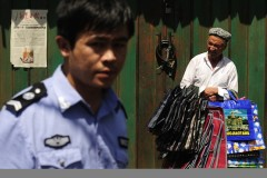 China's Uyghur crackdown targets police, families