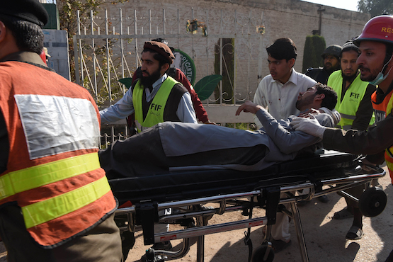 Christian colony attack in Pakistan kills young boy