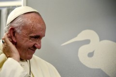 Pope Francis' frank talks with fellow Jesuits