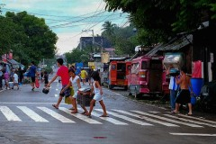Tropical storm leaves 31 dead in central Philippines