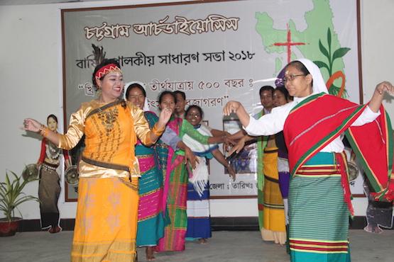 Bangladesh Catholics celebrate their heritage