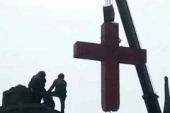 New rules tighten grip on China's religious communities