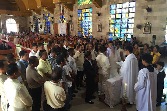 Philippines nears recognition of church annulment of marriage