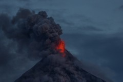 Church leaders appeal for help as Philippine volcano erupts
