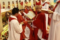 Uproar over bishop reshuffle in China