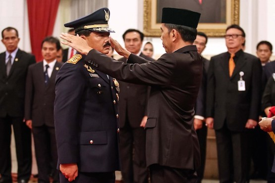 Wider counter-terrorism role for Indonesian military opposed
