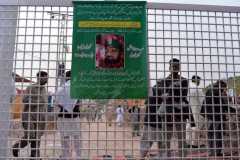 Protestants face Pakistan protest for 'helping blasphemer'