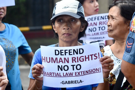 Government failures characterize human rights situation in Asia