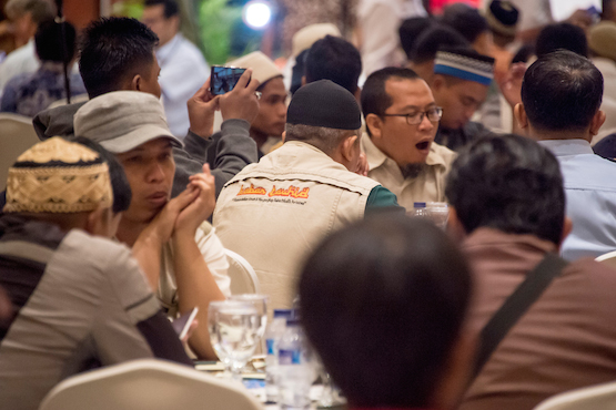 Indonesia holds meeting between terrorists and victims