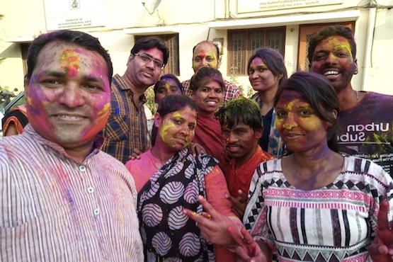 Church urges Christians to join Hindu Holi festival