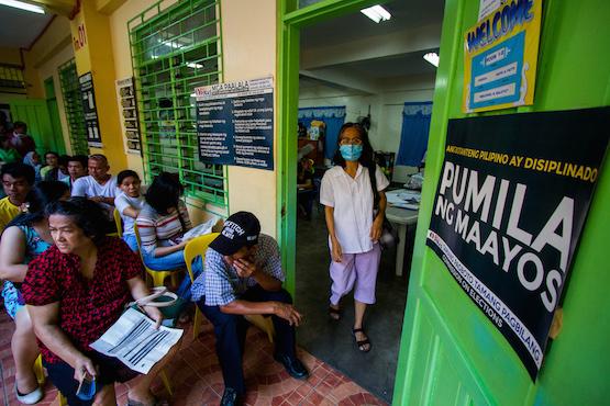Philippine watchdog warns against Holy Week electioneering