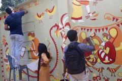 Bangladeshis defy extremists with New Year spirit