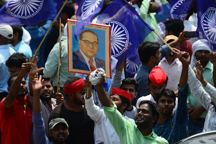 Dalit anger challenges Indian government's future