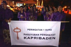 Gradual recognition of traditional faiths in Indonesia
