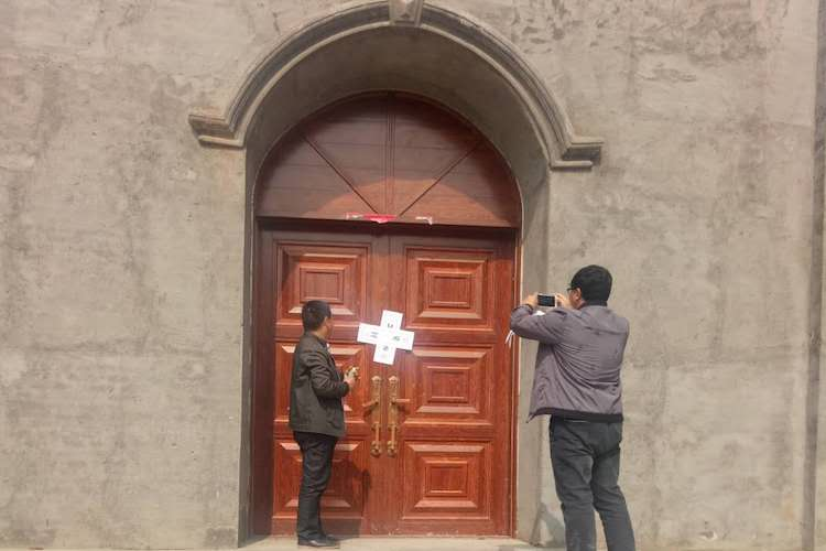 Catholic church seized as China ramps up Henan crackdown