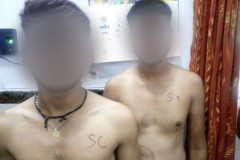 Outrage over Indian caste identities written on chests