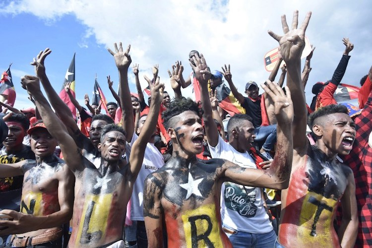 Fractious campaign ends as Timor-Leste readies for poll