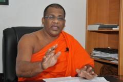 Sri Lankan monk guilty of threatening missing journalist's wife
