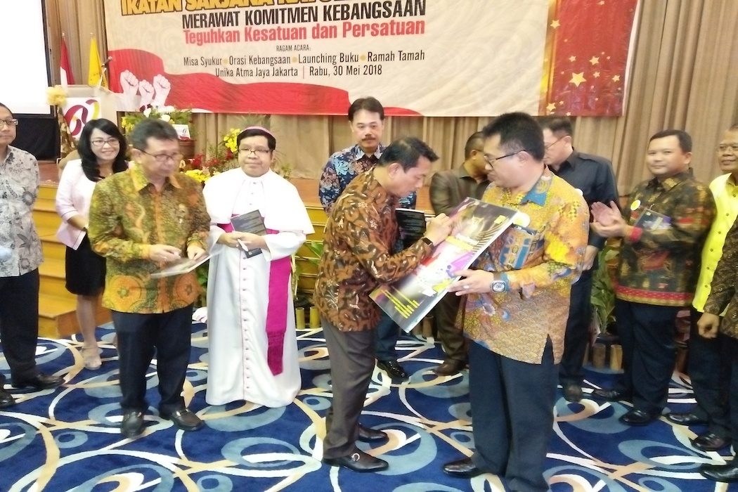 Jakarta seeks Catholic ally in fight against radicalism