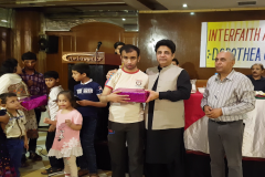Pakistani Catholics spread joy to disabled Muslims