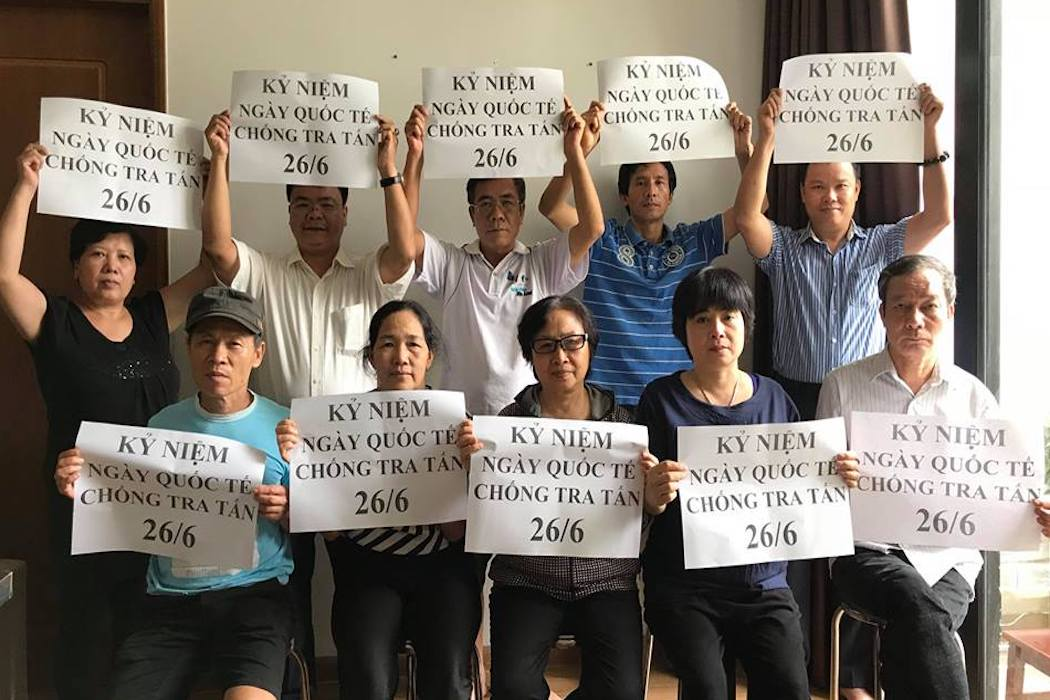 Vietnam religious groups condemn suppression of protesters