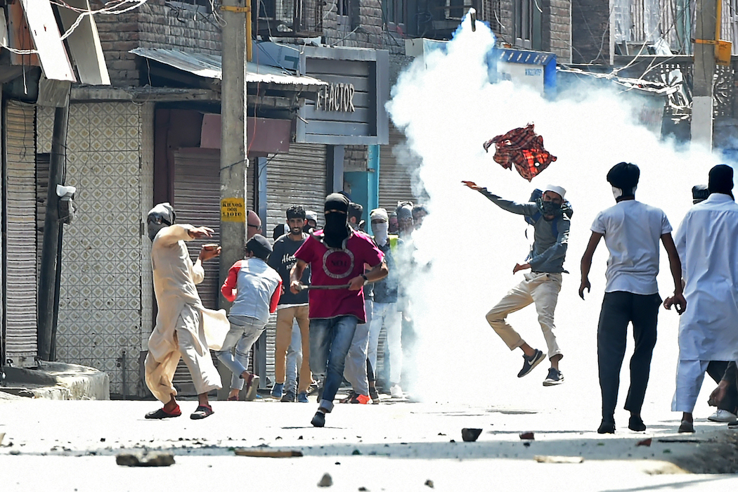 Violence up in Kashmir as more youths join militants
