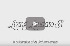 Living Laudato Si': A third anniversary