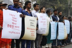 Media under siege in Bangladesh