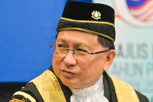 Catholic becomes Malaysia's top judge