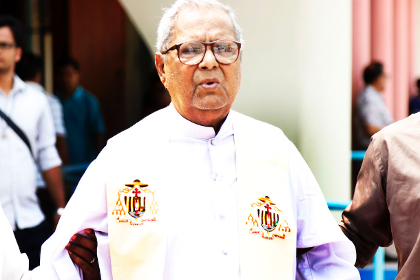 Pioneering Bangladeshi editor-priest dies at 76