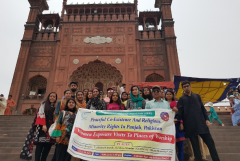 'Diversity tours' put faith in youth in troubled Lahore