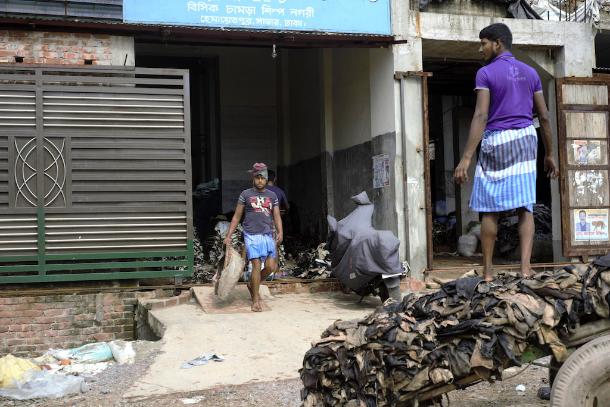 Grim lives of Bangladesh's modern-day slaves